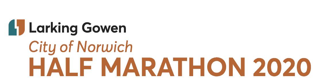 LG Half Marathon 2020 Logo
